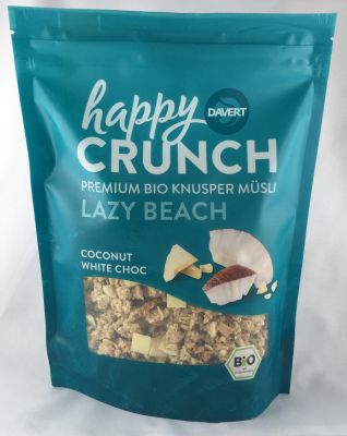 happy CRUNCH Lazy Beach 325 g