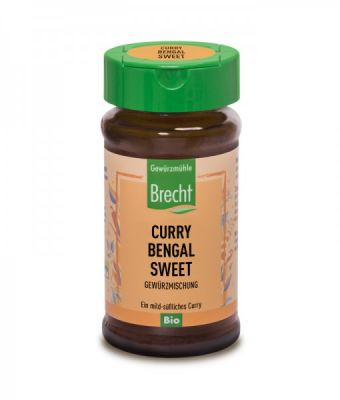 Curry Bengal Sweet 30g im Glas